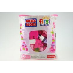 Mega Bloks FB Big Building Bag Girls (60) DCH54