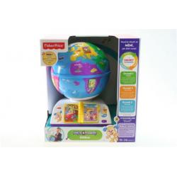 Fisher Price Smart Stages globus CZ DRJ87