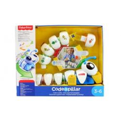 Fisher Price PS housenka code-a-pillar DKT39 TV 1.11.-31.12.2017