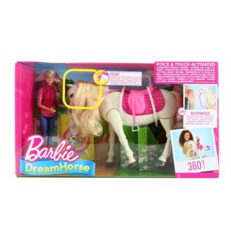 Barbie Kůň snů s panenkou FRV36 TV 1.10.-31.12.2017