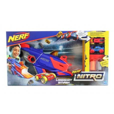 Nerf Nitro Longshot Smash TV 1.10.-31.12.2017