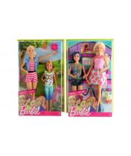 Barbie Sestry dvojitý set DWJ63