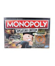 Monopoly Cheaters edition CZ TV 1.10.-31.12.2018